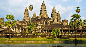 Travel in Cambodia in 11 days