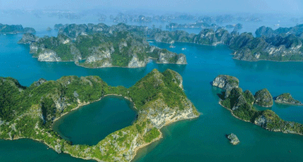 Halong Bay Seaplane tours