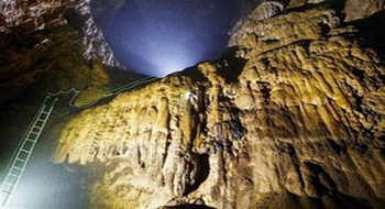 Son Dong Cave in Vietnam changes the discovery circuit