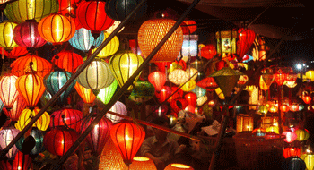 Hoi An in Vietnam with activities to celebrate the 2018 New Year