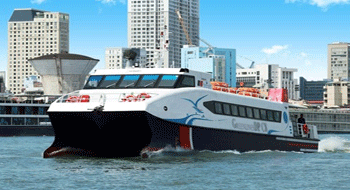 Speed boat between Ho Chi Minh City - Can Gio - Vung Tau has been opened