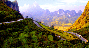 Cao Bang Geopark in Vietnam is in the list of World Natural Heritages