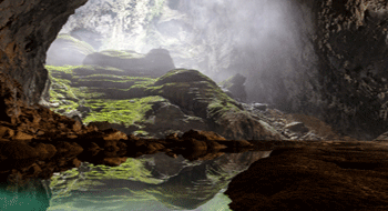 Son Doong Cave honored by the Guinness Book