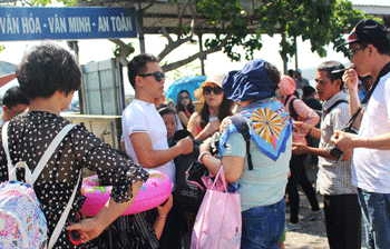 Nha Trang in Vietnam welcomed 280,000 Chinese tourists in 3 months