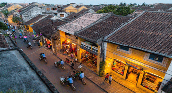 Hoi An in Vietnam in the list of the best destinations