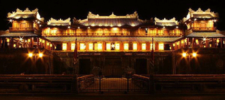 Hue in Vietnam - World Cultural Heritage