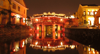 Hoi An in Vietnam - World Cultural Heritage