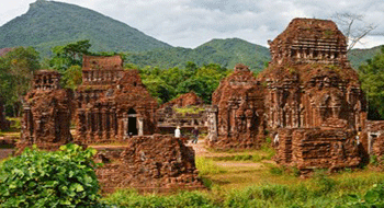 My Son Sanctuary in Vietnam - World Cultural Heritage