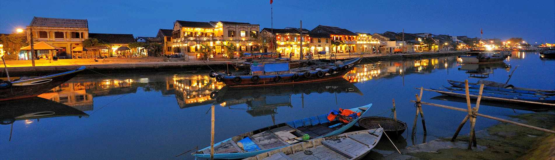 Hoi an town - World Cultural Heritage