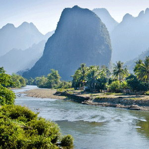 Travel in Laos in 5 days